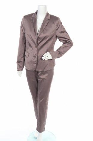Дамски костюм Comma,, Размер L, Цвят Пепел от рози, 50% полиестер, 47% памук, 3% еластан, Цена 64,08лв.