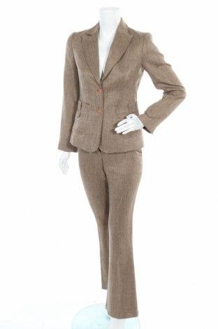 Дамски костюм More & More, Размер XS, Цвят Кафяв, Полиестер, Цена 24,57лв.