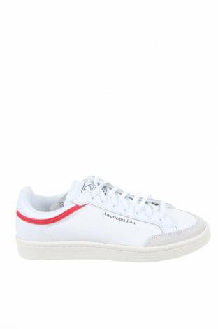 Γυναικεία παπούτσια Adidas Originals, Μέγεθος 36, Χρώμα Εκρού, Κλωστοϋφαντουργικά προϊόντα, φυσικό σουέτ, γνήσιο δέρμα, Τιμή 39,68€