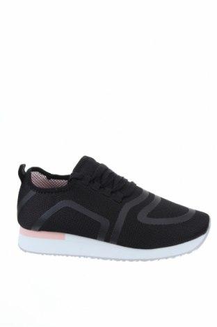 Дамски обувки Anna Field, Размер 38, Цвят Черен, Текстил, Цена 40,50лв.