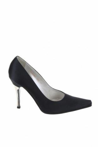 Дамски обувки Baldinini, Размер 37, Цвят Черен, Текстил, Цена 103,24лв.