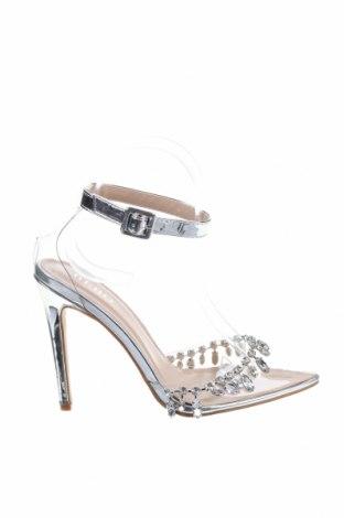 Дамски обувки Bebo, Размер 37, Цвят Бял, Полиуретан, Цена 51,75лв.