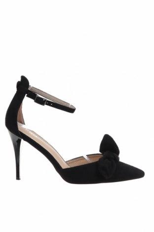 Дамски обувки Bebo, Размер 41, Цвят Черен, Текстил, Цена 34,50лв.