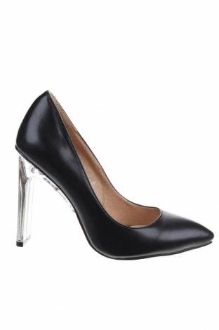 Дамски обувки Bebo, Размер 36, Цвят Черен, Еко кожа, Цена 24,84лв.
