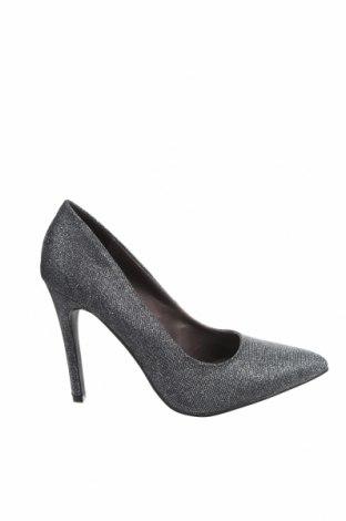 Γυναικεία παπούτσια Bullboxer, Μέγεθος 37, Χρώμα Ασημί, Κλωστοϋφαντουργικά προϊόντα, Τιμή 15,59€