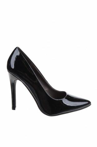 Γυναικεία παπούτσια Bullboxer, Μέγεθος 37, Χρώμα Μαύρο, Δερματίνη, Τιμή 14,61€