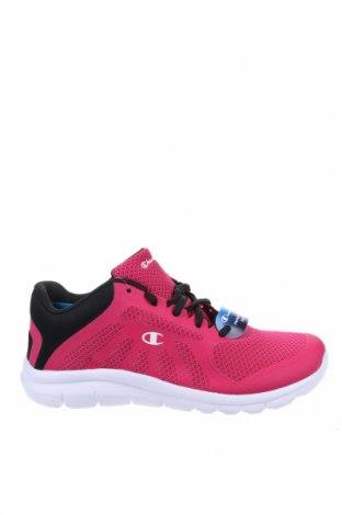 Γυναικεία παπούτσια Champion, Μέγεθος 37, Χρώμα Ρόζ , Κλωστοϋφαντουργικά προϊόντα, Τιμή 31,75€