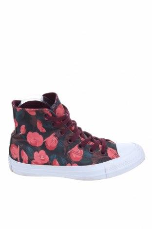 Γυναικεία παπούτσια Converse, Μέγεθος 36, Χρώμα Πολύχρωμο, Κλωστοϋφαντουργικά προϊόντα, Τιμή 28,76€
