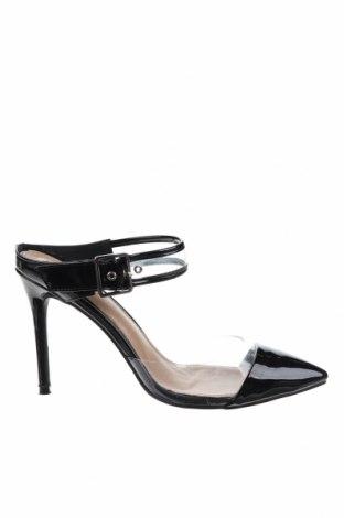 Dámské boty  Ego, Velikost 40, Barva Černá, Eko kůže, Cena  481,00Kč