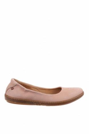 Női cipők El Naturalista, Méret 37, Szín Bézs, Valódi bőr, Ár 12844 Ft
