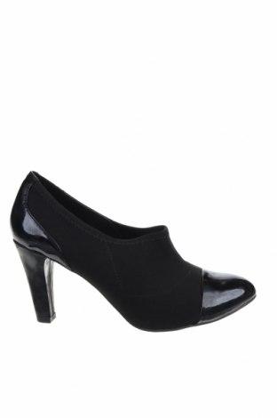 Γυναικεία παπούτσια Etienne Aigner, Μέγεθος 38, Χρώμα Μαύρο, Κλωστοϋφαντουργικά προϊόντα, δερματίνη, Τιμή 40,97€