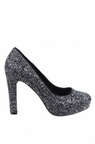 Дамски обувки Even&Odd, Размер 40, Цвят Сив, Текстил, Цена 22,77лв.