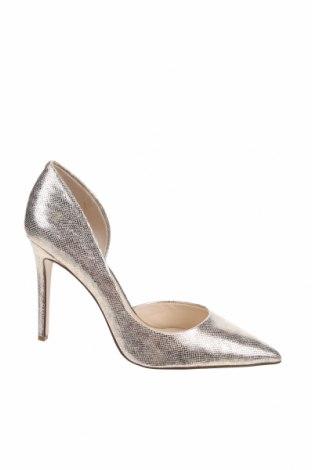 Дамски обувки Jessica Simpson, Размер 42, Цвят Златист, Еко кожа, Цена 47,40лв.