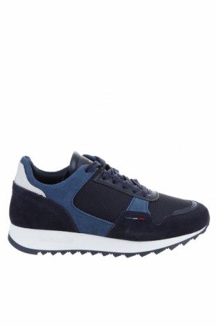 Дамски обувки Le Coq Sportif, Размер 37, Цвят Син, Естествен велур, текстил, Цена 81,75лв.