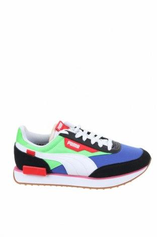 Дамски обувки PUMA, Размер 37, Цвят Многоцветен, Еко кожа, текстил, Цена 126,75лв.