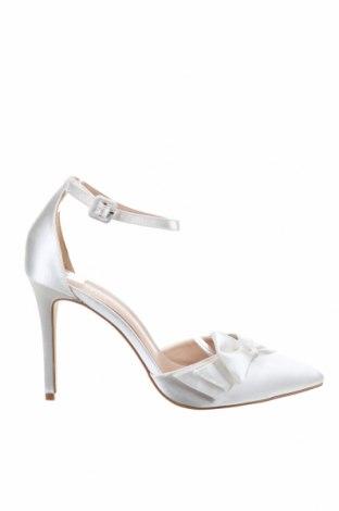 Γυναικεία παπούτσια Paradox London, Μέγεθος 40, Χρώμα Λευκό, Κλωστοϋφαντουργικά προϊόντα, Τιμή 11,26€