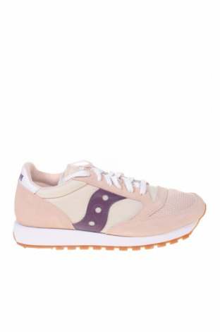 Γυναικεία παπούτσια Saucony, Μέγεθος 41, Χρώμα Πολύχρωμο, Φυσικό σουέτ, δερματίνη, κλωστοϋφαντουργικά προϊόντα, Τιμή 39,89€