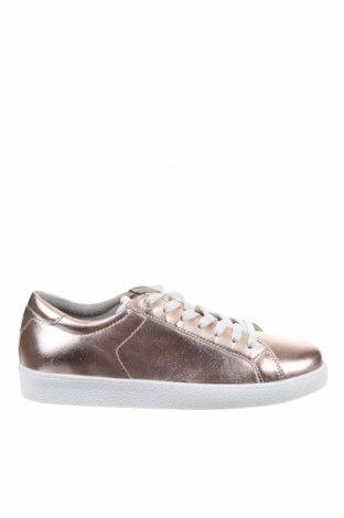 Дамски обувки Tamaris, Размер 35, Цвят Розов, Естествена кожа, Цена 89,25лв.