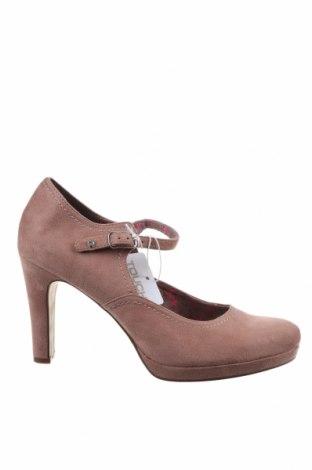 Дамски обувки Tamaris, Размер 42, Цвят Розов, Текстил, Цена 36,58лв.
