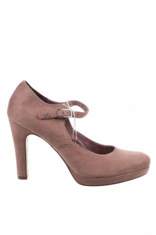 Дамски обувки Tamaris, Размер 40, Цвят Розов, Текстил, Цена 35,88лв.