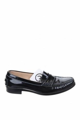 Дамски обувки Tod's, Размер 39, Цвят Черен, Естествена кожа, Цена 109,20лв.