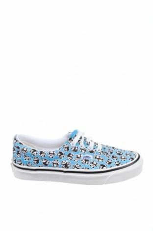 Дамски обувки Vans, Размер 38, Цвят Син, Текстил, Цена 65,40лв.
