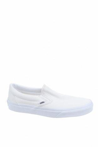 Дамски обувки Vans, Размер 38, Цвят Бял, Текстил, Цена 63,60лв.