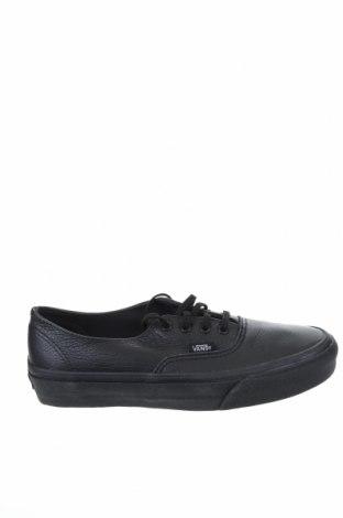 Дамски обувки Vans, Размер 36, Цвят Черен, Естествена кожа, Цена 87,72лв.