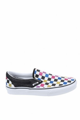 Дамски обувки Vans, Размер 39, Цвят Многоцветен, Текстил, Цена 80,92лв.