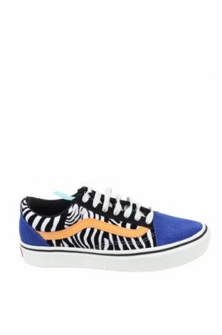 Дамски обувки Vans, Размер 36, Цвят Многоцветен, Естествен велур, текстил, Цена 71,40лв.
