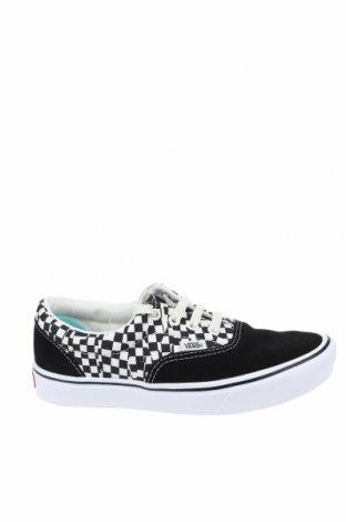 Дамски обувки Vans, Размер 37, Цвят Черен, Естествен велур, текстил, Цена 87,72лв.