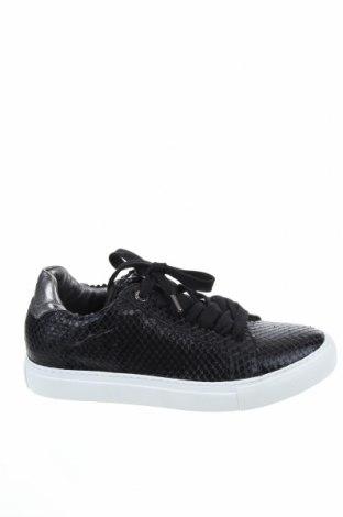Дамски обувки Zadig & Voltaire, Размер 37, Цвят Черен, Естествена кожа, Цена 291,75лв.