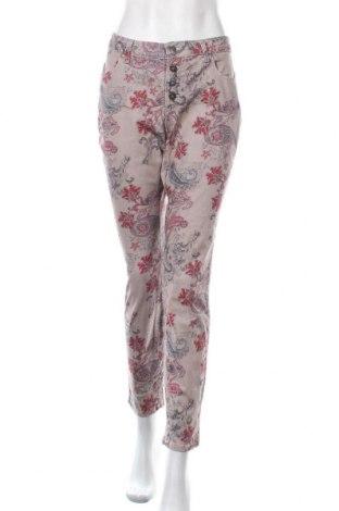 Дамски панталон B.C. Best Connections, Размер L, Цвят Многоцветен, 98% памук, 2% еластан, Цена 23,63лв.