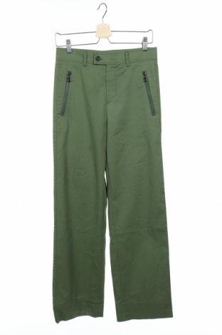 Дамски панталон Bogner, Размер XS, Цвят Зелен, 97% памук, 3% еластан, Цена 158,95лв.