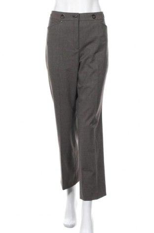 Дамски панталон Bonita, Размер M, Цвят Кафяв, 62% полиестер, 33% вискоза, 5% еластан, Цена 29,40лв.