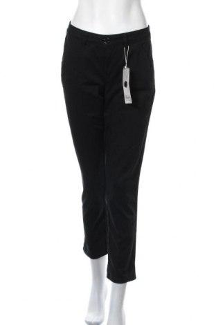 Дамски панталон Boysen's, Размер S, Цвят Черен, 98% памук, 2% еластан, Цена 33,12лв.