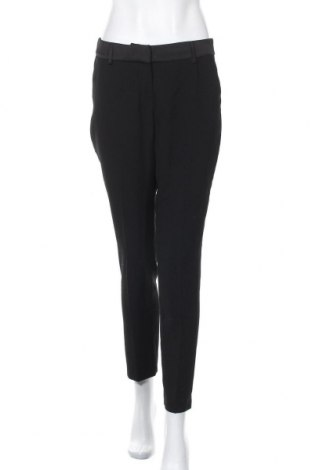 Дамски панталон Camaieu, Размер S, Цвят Черен, Полиестер, Цена 27,93лв.