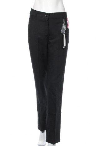 Дамски панталон Camomilla, Размер XL, Цвят Черен, 57% памук, 40% полиестер, 3% еластан, Цена 60,52лв.