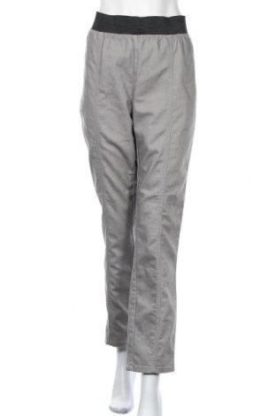 Γυναικείο παντελόνι Collection L, Μέγεθος XL, Χρώμα Γκρί, 75% βαμβάκι, 24% πολυεστέρας, 1% ελαστάνη, Τιμή 9,35€