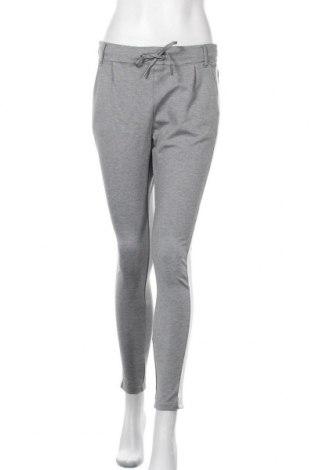 Дамски панталон Colours Of The World, Размер S, Цвят Сив, 60% вискоза, 35% полиамид, 5% еластан, Цена 28,35лв.