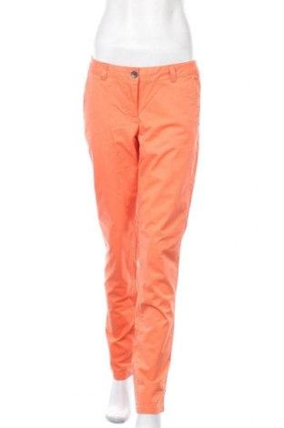Дамски панталон Colours Of The World, Размер M, Цвят Оранжев, 98% памук, 2% еластан, Цена 20,95лв.