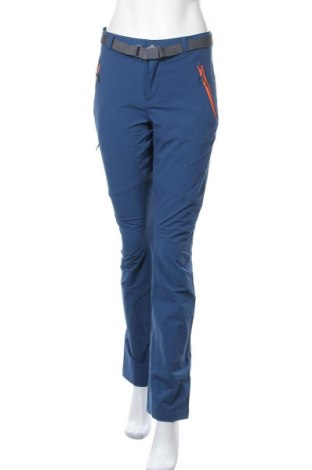 Дамски панталон Columbia, Размер M, Цвят Син, 90% полиамид, 10% еластан, Цена 86,87лв.