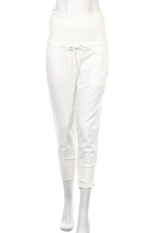 Γυναικείο παντελόνι Cream, Μέγεθος XS, Χρώμα Λευκό, 55% λινό, 45% βαμβάκι, Τιμή 57,20€