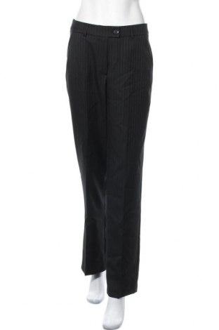 Дамски панталон Designer S, Размер S, Цвят Черен, 99% полиестер, 1% вискоза, Цена 6,83лв.