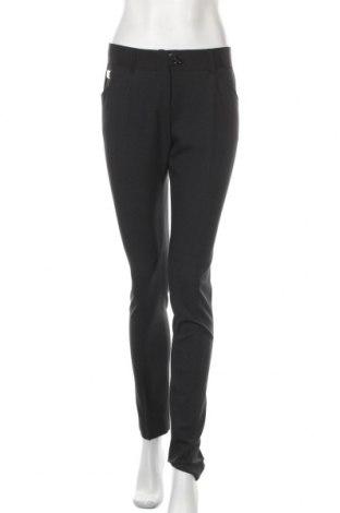 Дамски панталон Dolce & Gabbana, Размер S, Цвят Черен, 97% вълна, 3% еластан, Цена 127,40лв.