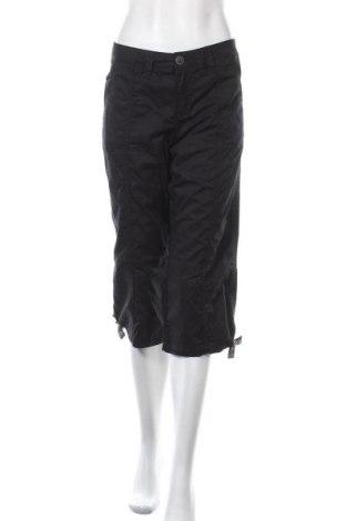 Дамски панталон Edc By Esprit, Размер M, Цвят Черен, Памук, Цена 5,07лв.