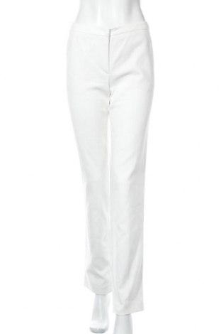 Дамски панталон Escada, Размер S, Цвят Бял, 98% памук, 2% еластан, Цена 191,40лв.