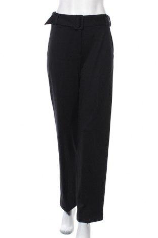 Дамски панталон Esprit, Размер M, Цвят Черен, 66% вискоза, 30% полиестер, 4% еластан, Цена 89,25лв.