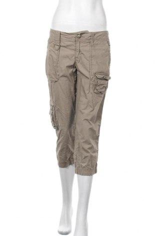 Дамски панталон Esprit, Размер M, Цвят Кафяв, Памук, Цена 3,49лв.