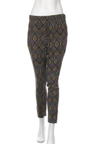 Дамски панталон Essentiel Antwerp, Размер M, Цвят Многоцветен, Вискоза, Цена 21,36лв.